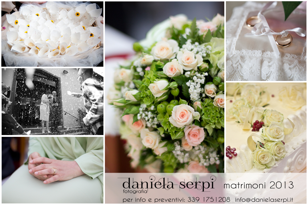 collage matrimoni 2013